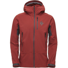 Black Diamond Dawn Patrol Jas Heren rood